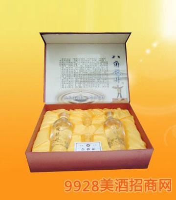 八角龙井酒(盒装)
