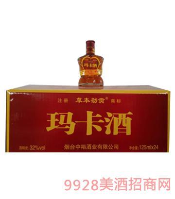 草本劲贡玛卡酒