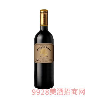 瑪歌鷹貴酒堡05干紅葡萄酒