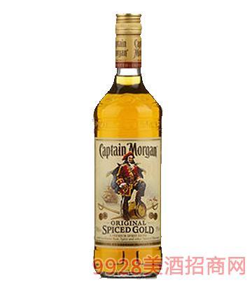摩根船长兰姆酒