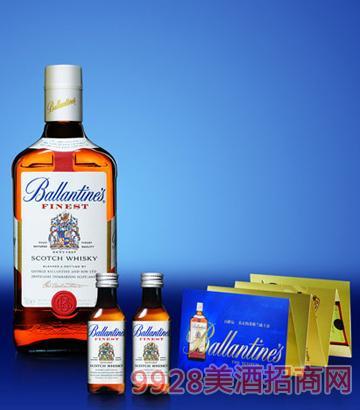百龄坛特醇苏格兰威士忌