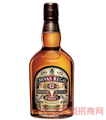 芝华士12年苏格兰威士忌