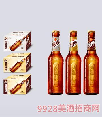 奔驰啤酒瓶装330ml
