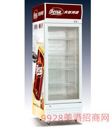 奔驰啤酒冰柜