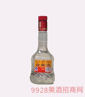 42°白云边3年陈酿酒