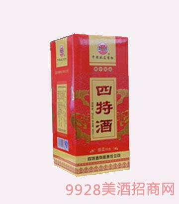 四特酒(紅盒)