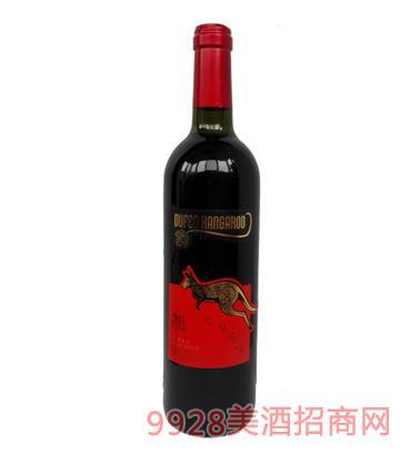 澳大利亚红袋鼠葡萄酒
