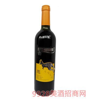 澳大利亚黄袋鼠葡萄酒
