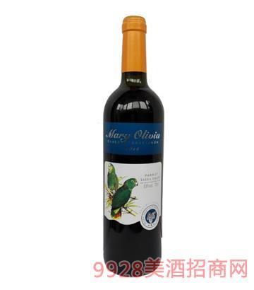 澳大利亚蓝鹦鹉系列干红葡萄酒