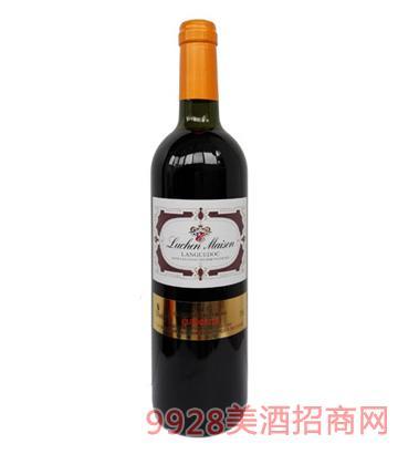 法国鲁臣世家金板盒葡萄酒