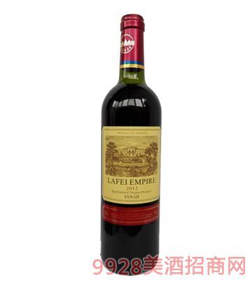 拉菲帝国红板盒葡萄酒