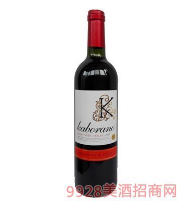 意大利黑比诺干红葡萄酒
