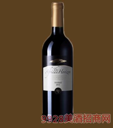 干红葡萄酒:非洲地平线西拉干红葡萄酒价格,非