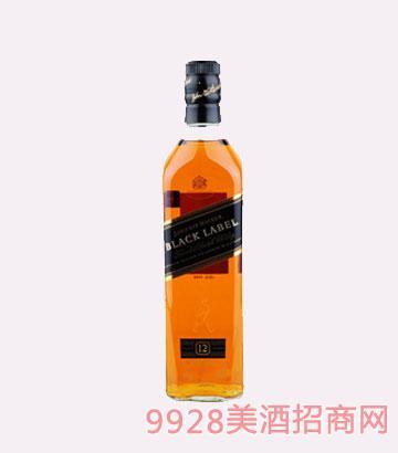 英国尊尼获加黑方威士忌
