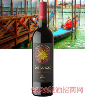 黑珍珠(西西里之夏)葡萄酒