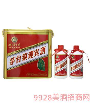 茅台镇迎宾酒(礼盒)