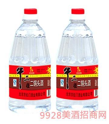 牛二姐陈酿白酒56度2Lx6