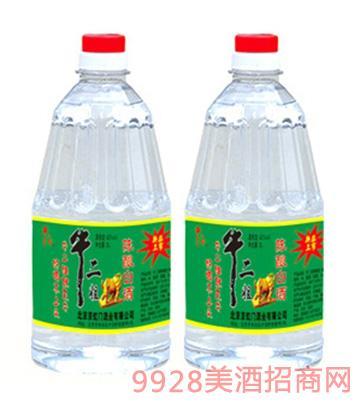 42度牛二姐陈酿白酒2Lx6