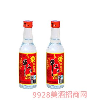 42度牛二姐陈酿258MLx20(红)酒