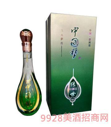 中国梦传世酒
