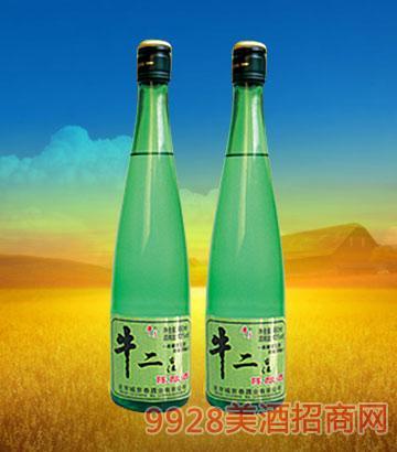 牛二古法陈酿480mlx12酒