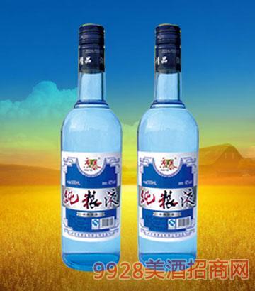 京泰酒业纯粮液酒500mlx12