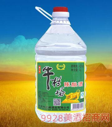牛栏峪陈酿桶酒5Lx4