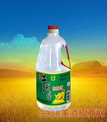 牛栏峪陈酿桶酒2Lx6