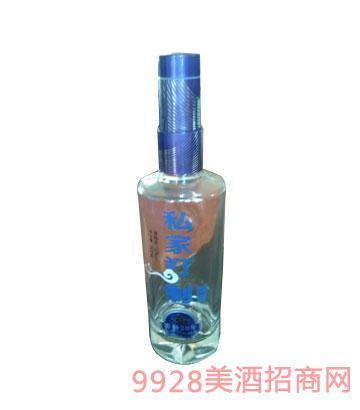 私家定制酒(藍)