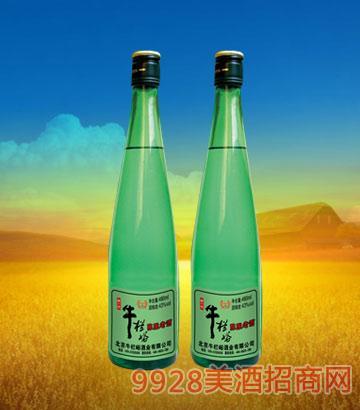 牛栏峪陈酿酒480mlx12