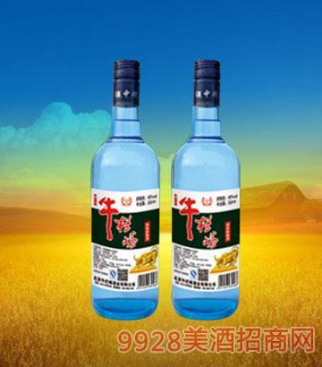 牛栏峪酒蓝瓶248mlx20