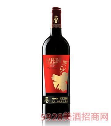 法菲妮法国原酒进口FM01葡萄酒
