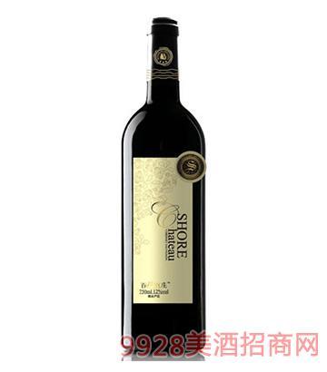 百岸酒庄烟台产区BC01葡萄酒