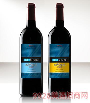 百岸酒庄葡萄酒