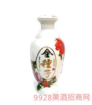 金种子酒瓶