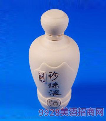珍珠液酒瓶