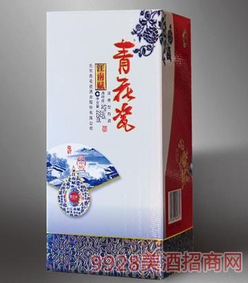 青花瓷江南赋普通卡盒
