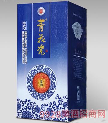 青花瓷蓝韵普通卡盒