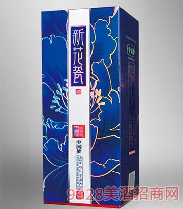新花瓷中国梦普通卡盒