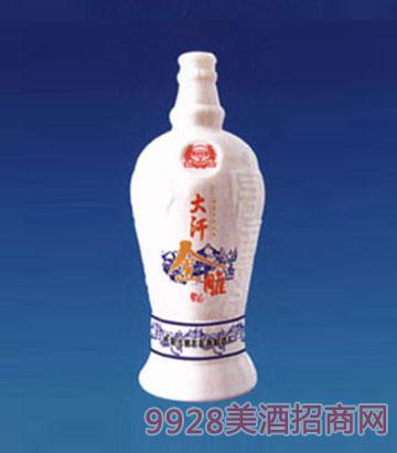 乳白玻璃瓶系列R-043
