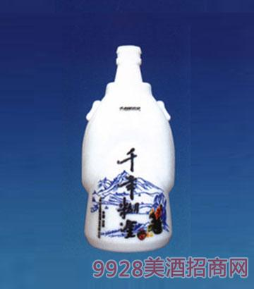 乳白玻璃瓶系列R-041