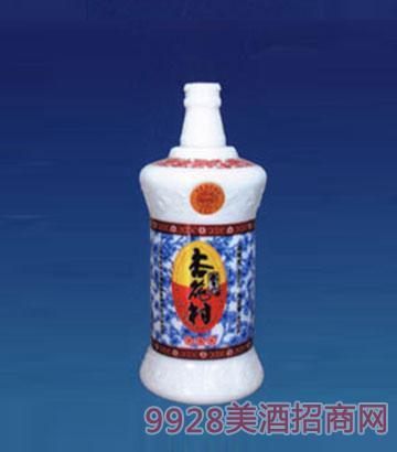 乳白玻璃瓶系列R-040