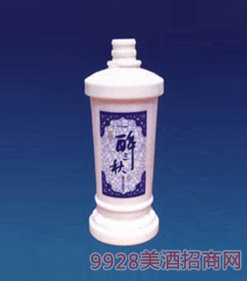 乳白玻璃瓶系列R-039