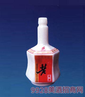 乳白玻璃瓶系列R-038