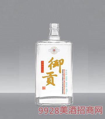晶白玻璃瓶系列J-106