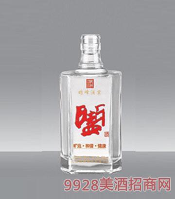 晶白玻璃瓶系列J-87