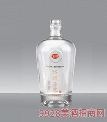 晶白玻璃瓶系列J-85