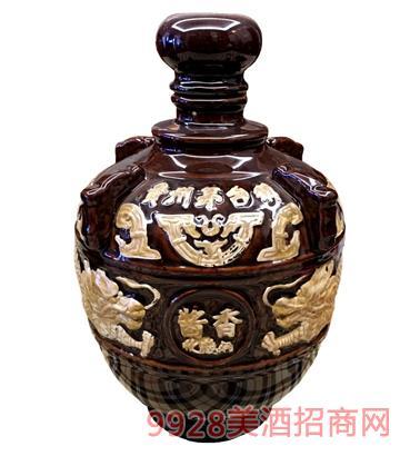 龙坛53度酱香型纯酿白酒