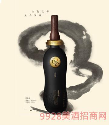 紫韵金黄精酒