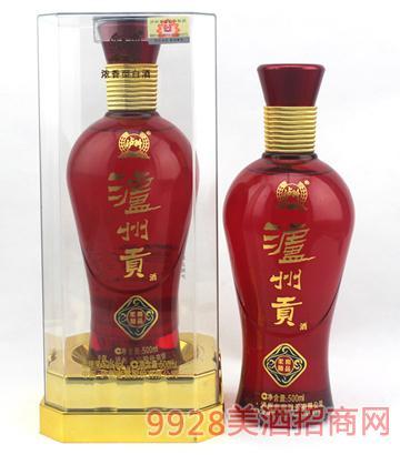 泸州贡柔和新精品酒